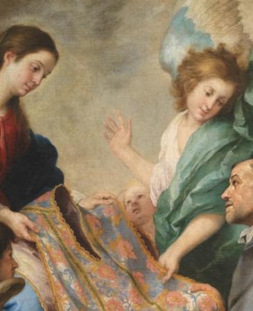 Murillo, pintor religioso