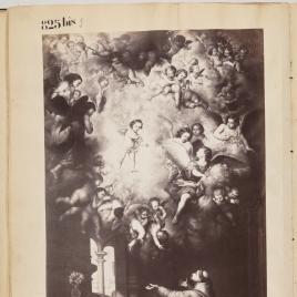Aparición del Niño Jesús a san Antonio de Padua