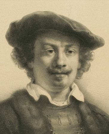 Rembrandt Harmensz van Ryn