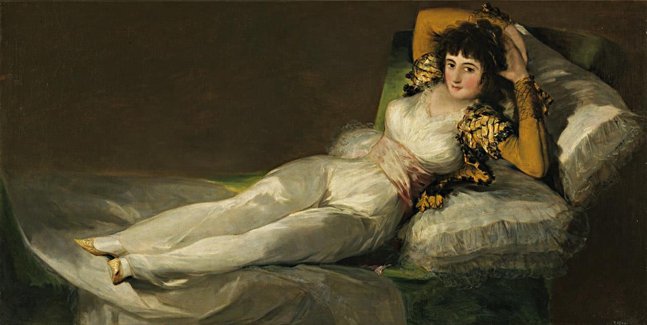 Goya la maja desnuda 1997 joe damato - 4 6