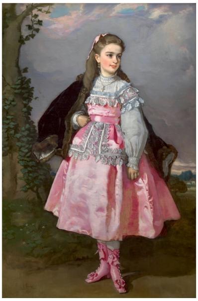 Concepción Serrano, después condesa de Santovenia