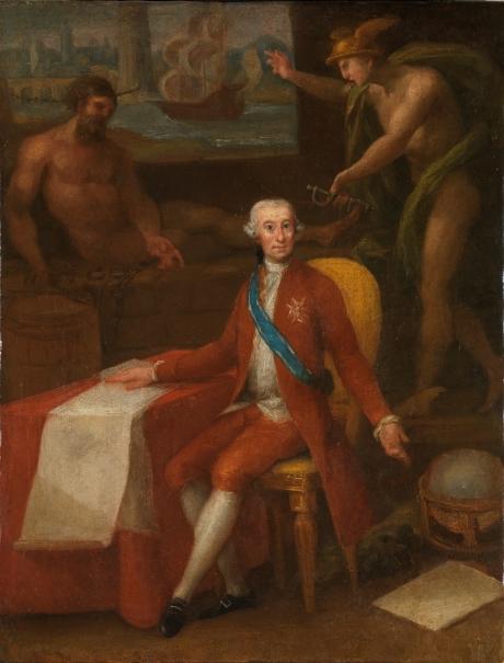 José Moñino y Redondo, 1st Count of Floridablanca