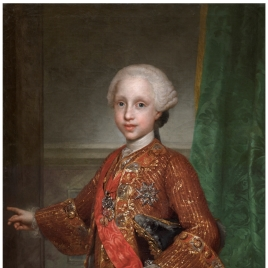Javier of Bourbon and Saxony, Infante of Spain