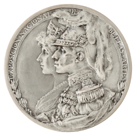 Medal of the National Fine Arts Exhibition of 1915