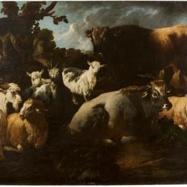 Vacas, ovejas y cabras