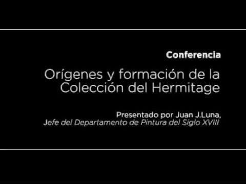 Conferencia: Orígenes y formación de las colecciones del Hermitage