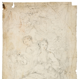 El baño de Venus / Apunte para una Dánae