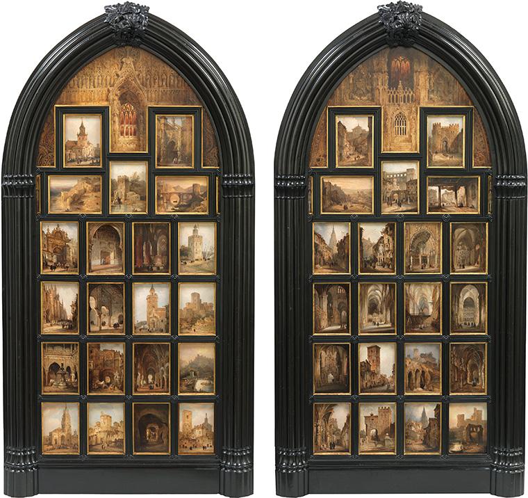 1833-1868 El Museo de la Trinidad. El descubrimiento europeo del arte español