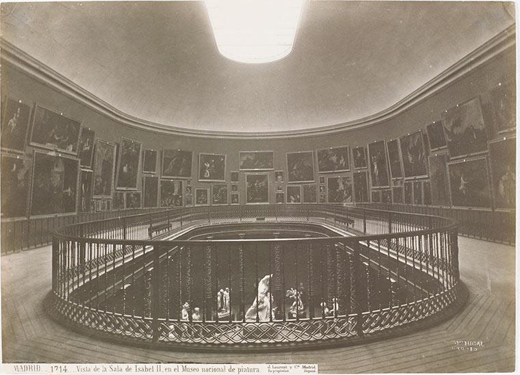 1868-1898. La nacionalización del Prado. Una meca para los pintores