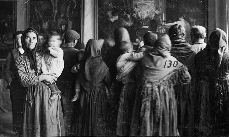 1931-1939.- En el camino. República y Guerra Civil