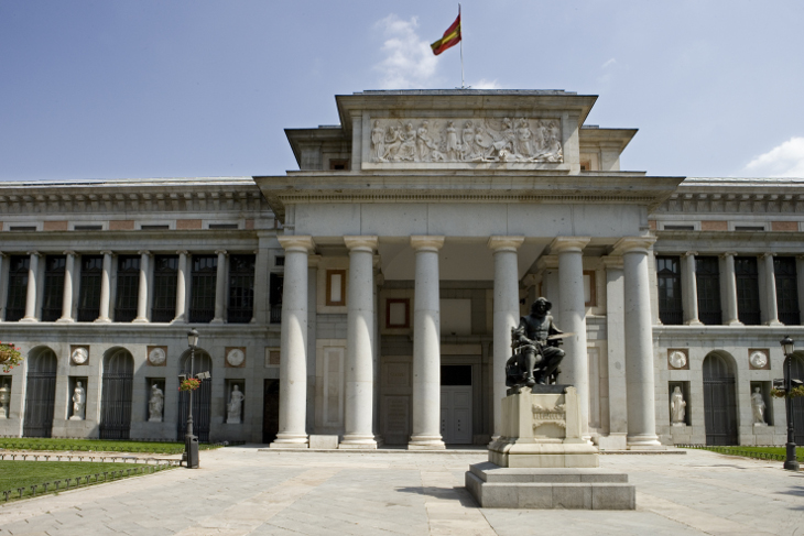 The Museo Nacional del Prado will increase its online activity during this closing period