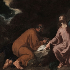 Saint Matthew and Saint John the Evangelist