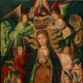 The Assumption and Coronation of the Virgin
