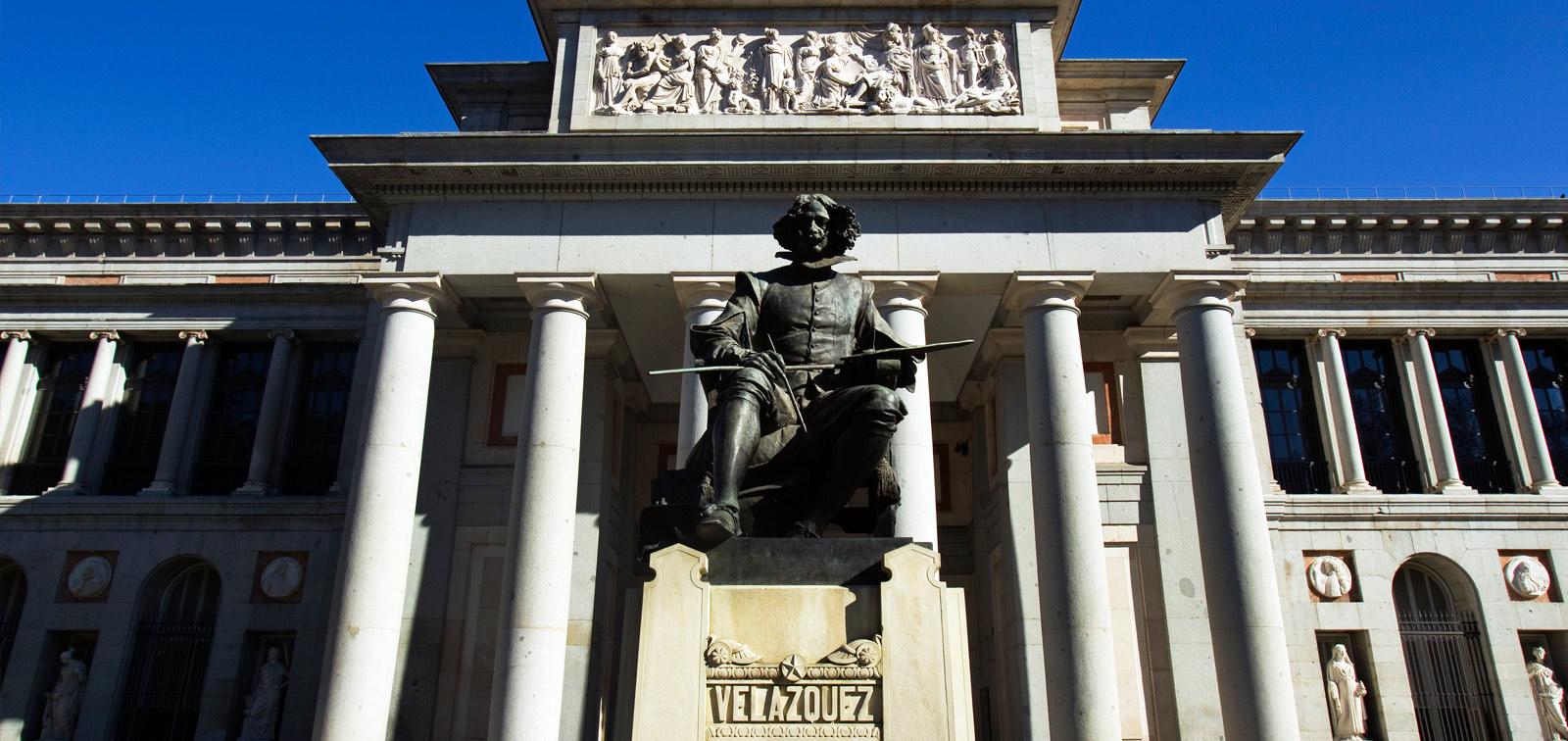 Del pintor al mito: Velázquez