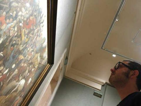 El Museo del Prado mejorará la iluminación en todas sus salas