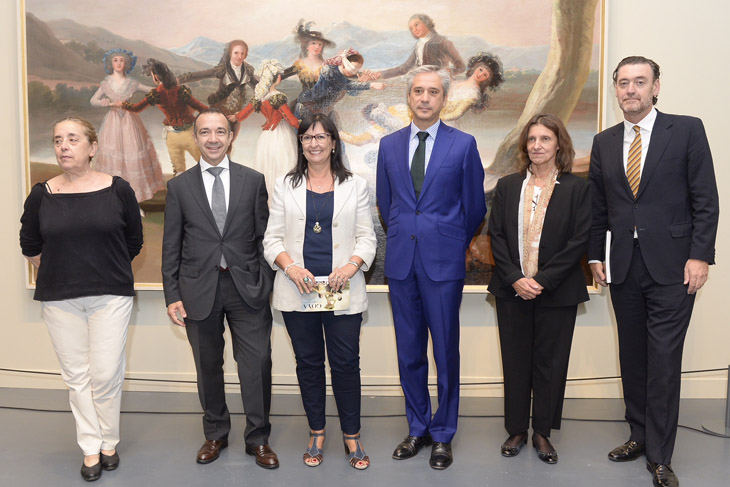 """Goya y la corte ilustrada"" en Zaragoza"
