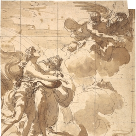 Venus y Júpiter / Apuntes de brazos y piernas