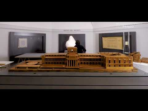 Timelapse of the display of the Museum's model