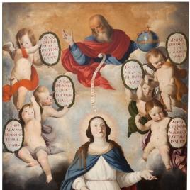 La Virgen de la Expectación
