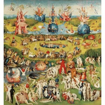 """The Garden of the Earthly Delights (central panel: Earth)"""