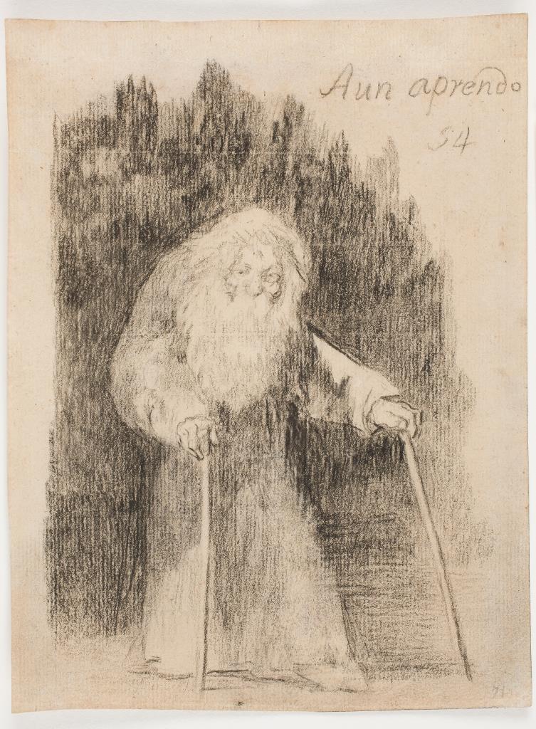 El Museo del Prado y la Fundación Botín llevarán a cabo el primer catálogo razonado de los dibujos de Goya