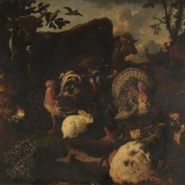 Orfeo y los animales