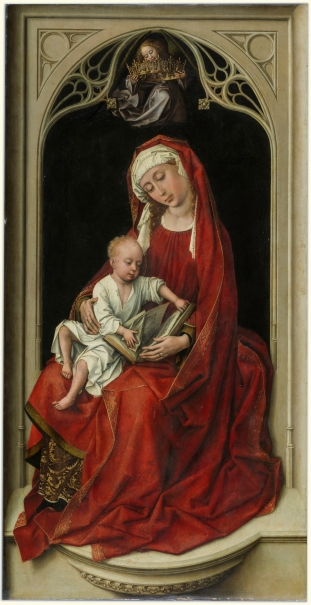 The Virgin and Child, known as the Durán Virgin