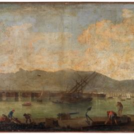 La dársena de Cartagena