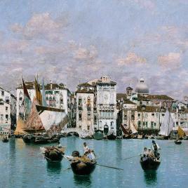 El paisajista Martín Rico (1833-1908) [Recurso electrónico] /Museo Nacional del Prado.