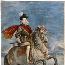 Philip III on Horseback