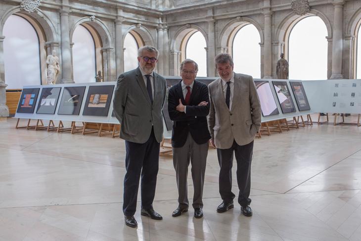 Revisiting Moneo's Prado. Photographs by Joaquín Bérchez