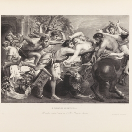 The Rape of Hippodamia