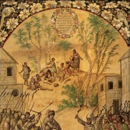 Conquista de México por Hernán Cortés (43 y 44)