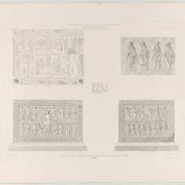 Arca de las santas reliquias de la Cámara Santa de la Catedral de Oviedo