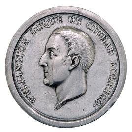 A Wellington, duque de Ciudad Rodrigo, el diputado por Charcas