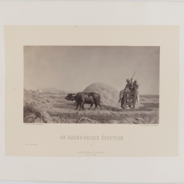 Una trilla egipcia