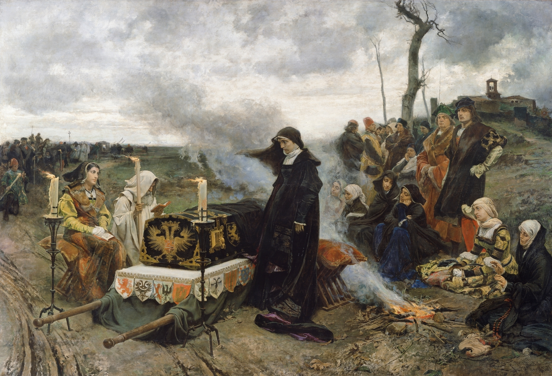 XIX century painting - The Collection - Museo Nacional del Prado