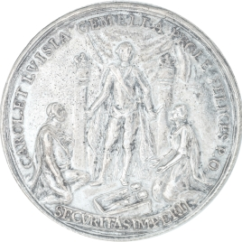 El Ayuntamiento de Valencia a Carlos III en el nacimiento de sus nietos los infantes gemelos, Carlos y Felipe, y por paz firmada con Gran Bretaña