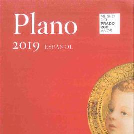 Plano : 2019 : español / Museo Nacional del Prado.
