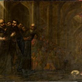 Ordenación de San Agustín