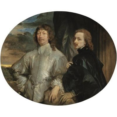 """Endymion Porter and Van Dyck"""