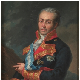 El general Pedro Caro Sureda, marqués de la Romana