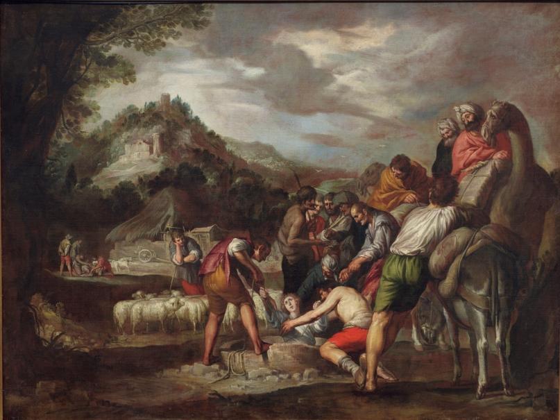 José vendido por sus hermanos