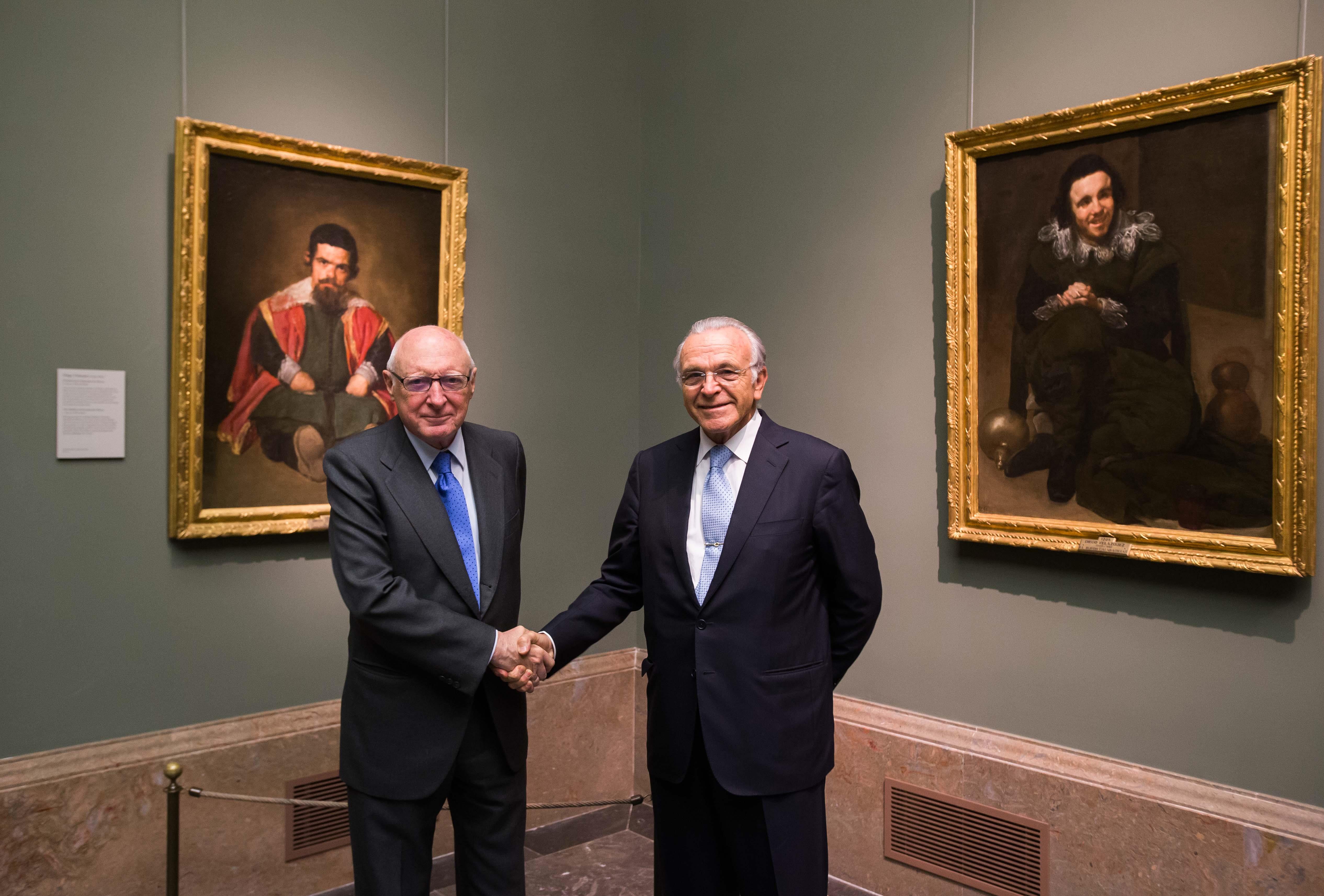 """La Obra Social """"La Caixa"""" y el Museo del Prado organizarán cuatro grandes exposiciones en los próximos cuatro años"""