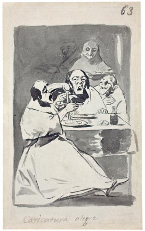 """""""Goya. Dibujos. Solo la voluntad me sobra"""", la exposición del año 2020"""
