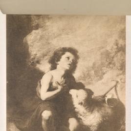 San Juan Bautista niño