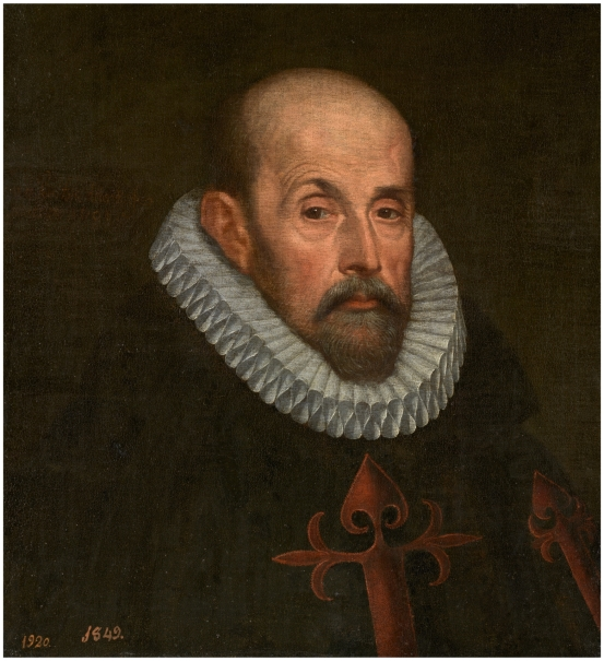 Retrato de un caballero santiaguista