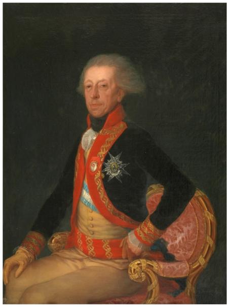 El general Antonio Ricardos