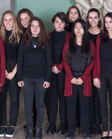 Coro de Jóvenes de la Comunidad de Madrid