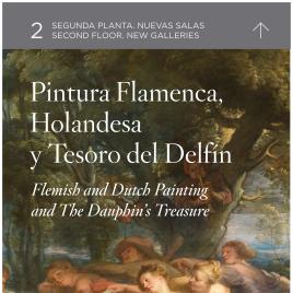 Pintura flamenca, holandesa y Tesoro del Delfín [Recurso electrónico]= Flemish and dutch painting and The Dauphin's Treasure / Museo Nacional del Prado.